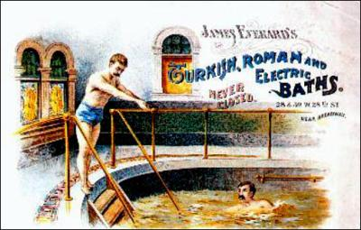 The History of Gay Bathhouses