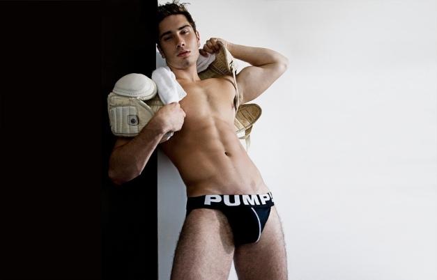 Pump Underwear Ad