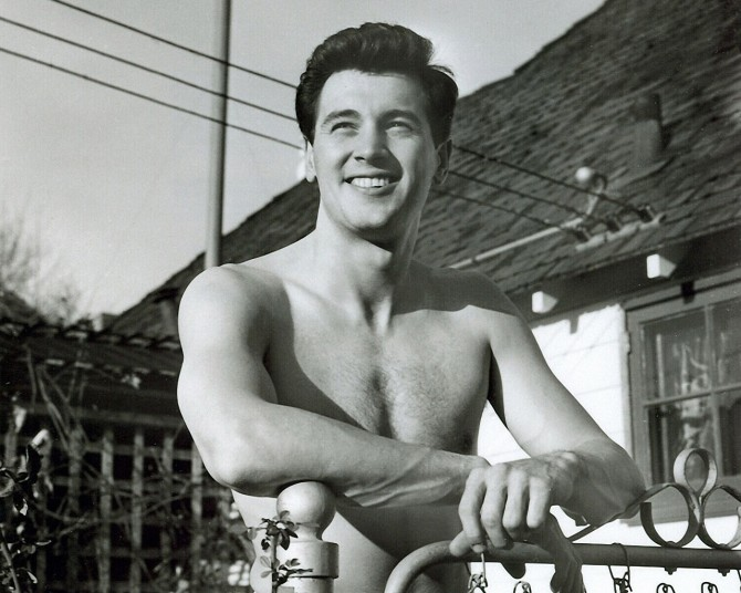 Today In LGBT History:  Rock Hudson Dies From AIDS (2/3)